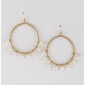 Carmela Pearl Earrings